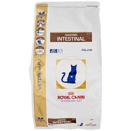 Veterinary Diet Cat Gastro Intestinal Sac de 4 kg