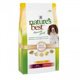 Hill's Nature's Best Canine Nourriture pour Chien Adulte Petite/Moyenne Race Croquettes 12kg