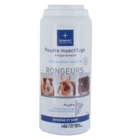 Poudre Insectifuge pour rongeurs - 125 g