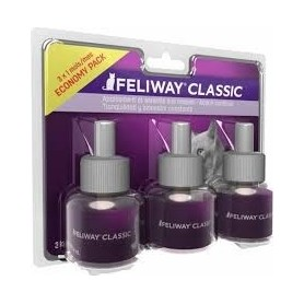 Feliway Classic pack 3 recharges