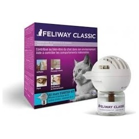 Feliway Classic diffuseur + recharge 48 ml